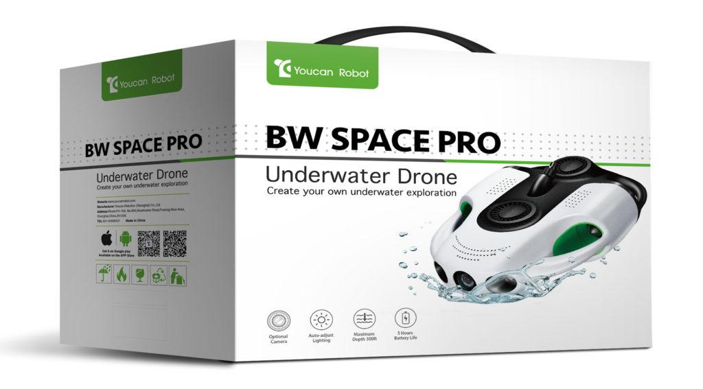 水中ドローンBW Space Proパッケージ